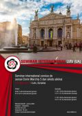 Seminar international Lviv, 5-7 Mai, Ucraina sensei Dorin Marchis, 5 dan