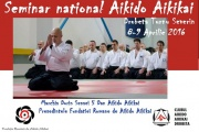 Seminar national Drobeta Turnu Severin - sensei Dorin Marchis