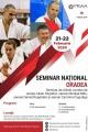 21-22 februarie 2020 seminar national cu sensei Iulian Perpelici, sensei Nicolae Mitu, sensei Daniel Rogobete si sensei Carmina Ciupuliga, Oradea