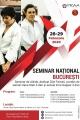 28-29 februarie, seminar national Bucuresti, condus de sensei Stan Oana, 4 dan Aikido Aikikai si sensei Gaspar Irina, 3 dan Aikido Aikikai